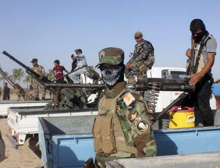 8 Islamic State militants killed in Iraq