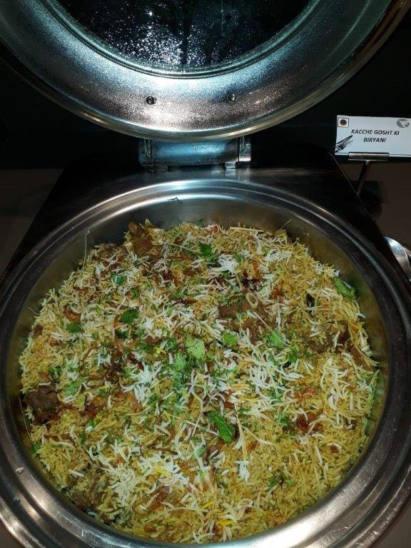 India Tv - Kache Ghosht Ki biryani