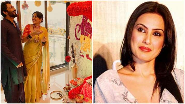Kamya Punjabi all set to tie knot with boyfriend Shalabh Dang; says, 'I am madly in love with him'