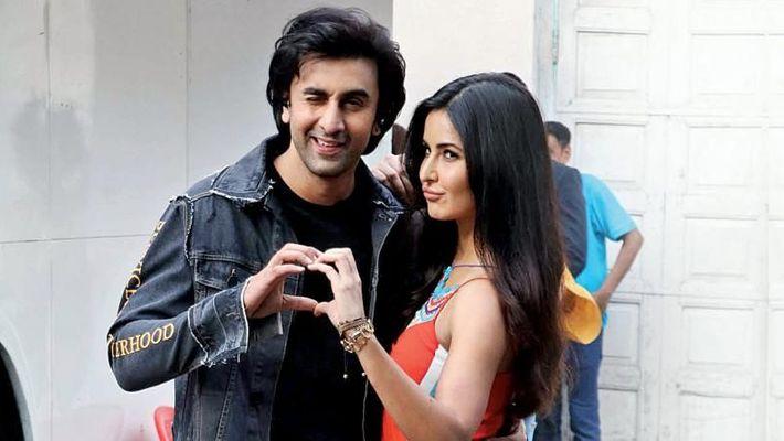 India Tv - Ranbir Kapoor and Katrina Kaif