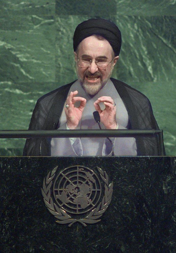 India Tv - Mohammad Khatami