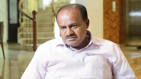 Kumaraswamy's ridiculous jibe at PM: Modi stepping in ISRO