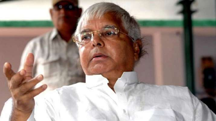 Lalu Prasad's swab samples taken for COVID-19 test as