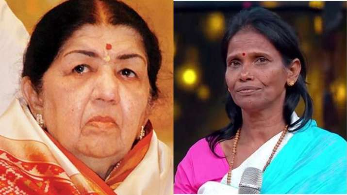 Lata Mangeshkar's reaction to Ranu Mondal's 'Ek Pyaar Ka Nagma Hai' song leaves netizens disappointe