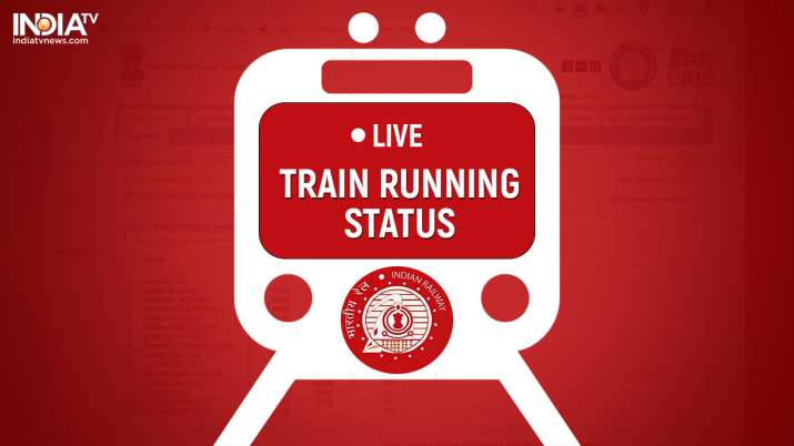 How To Check Live Train Running Status In Indian Railways