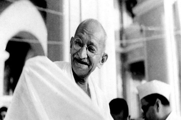 India Tv - Mahatma Gandhi