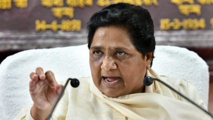 Mayawati breaks alliance with Dushyant Chautala for Haryana