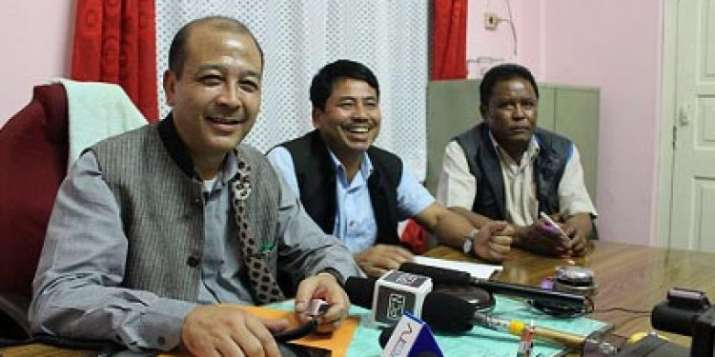 Meghalaya minister quits to contest for Speaker's post