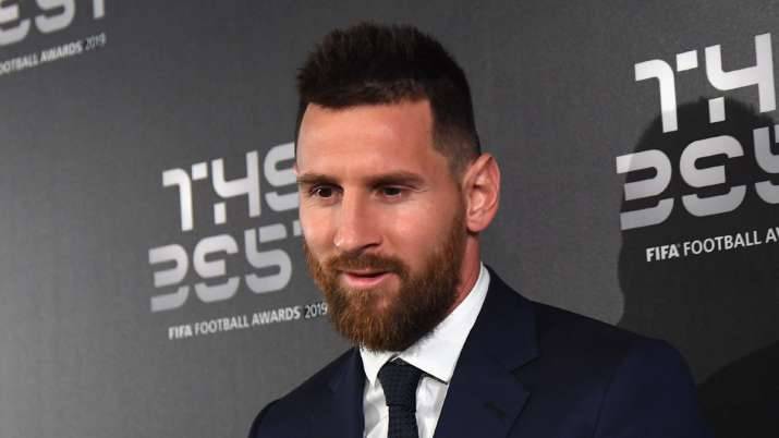 Been a long time without winning individual prize: Lionel Messi after winning FIFA Men's Player awar