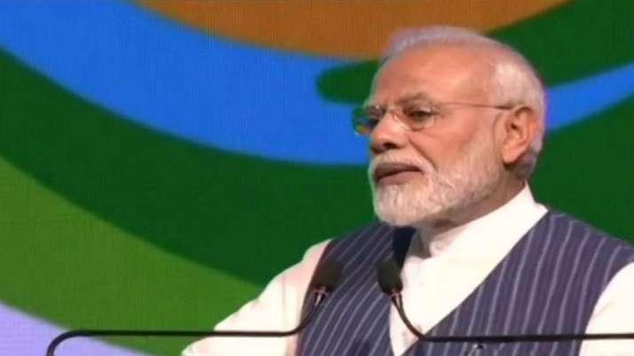 PM Modi addresses 14th COP to UNCCD in Greater Noida