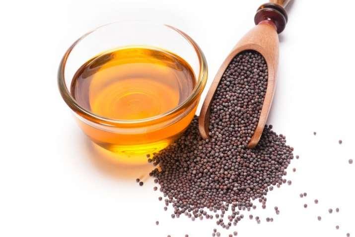 India Tv - Mustard oil
