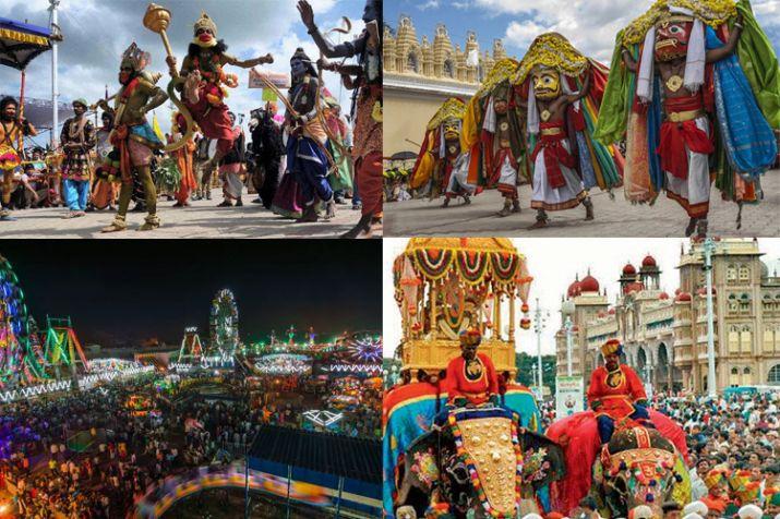 Karnataka: 10-day Dasara festival begins at Mysuru with pomp