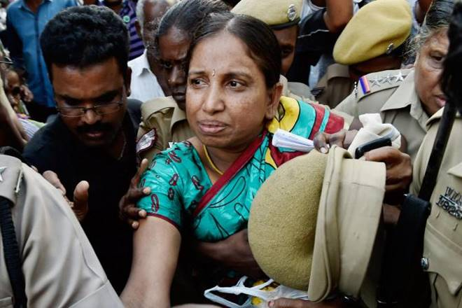 Rajiv Gandhi Assassination case: Convict Nalini's parole extension plea rejected