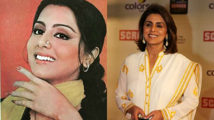 Neetu Kapoor shares hilarious story behind her old magazine cover picture |  Celebrities News – India TV
