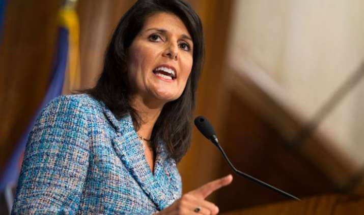 Nikki Haley shares advice for immigrants to advance in US
