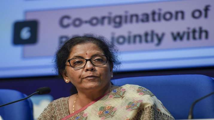 Nirmala Sitharaman/File Image