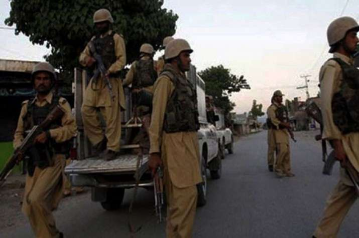 Woman among six IS militants killed in encounter in
