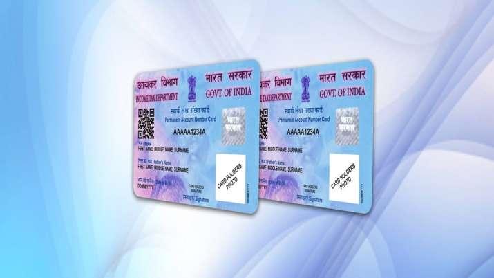 India Tv - Pan-Aadhaar linking online step by step guide pan card aadhaar card