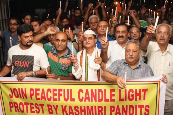 Kashmiri Pandits pay homage to martyrs