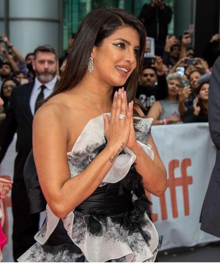 India Tv - Priyanka Chopra at TIFF