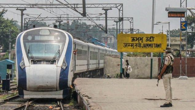 India Tv - Vande Bharat Express Route