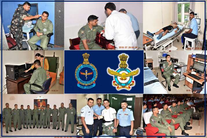 IAF completes first level of selecting astronauts for Gaganyaan mission from its test pilots pool
