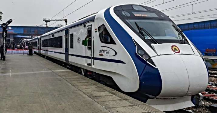 India Tv - Vande Bharat Express Timings