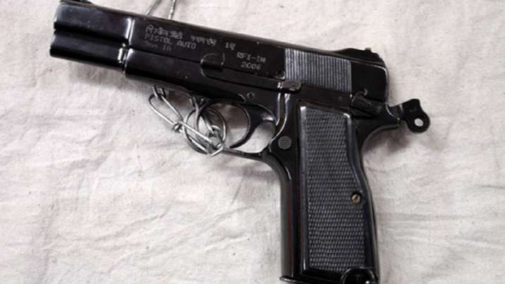 Man held with country-made pistol in Jammu