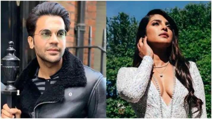 Priyanka Chopra, Rajkummar Rao to star together in The