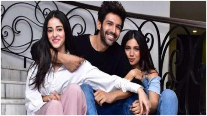 Here's how Kartik Aaryan, Ananya Panday and Bhumi Pednekar