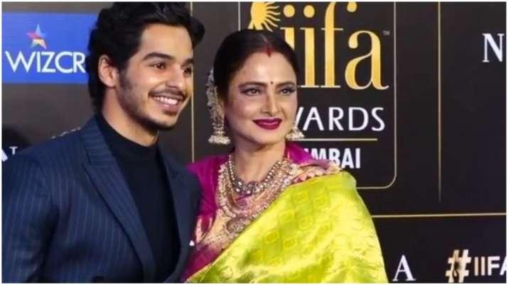 Ishaan Khatter on winning Best Male Debut at IIFA: It's