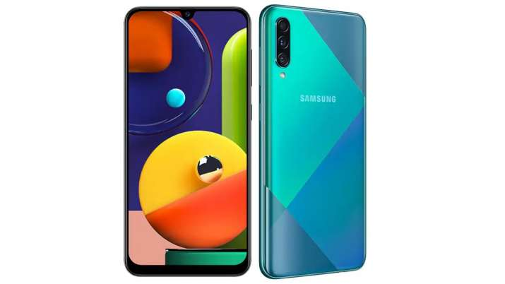 Samsung launches Galaxy A50s, A30s in India