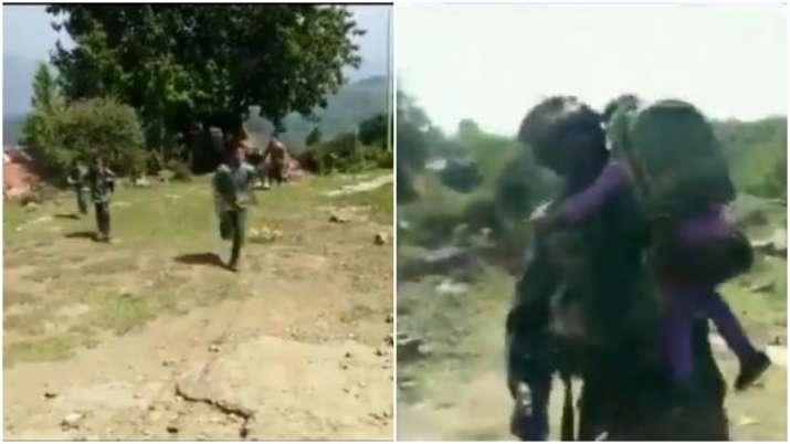 Indian Army rescues school kids as Pakistan fires across