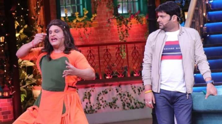 Kapil Sharma to welcome first baby with wife Ginni in December, hints Krushna Abhishek