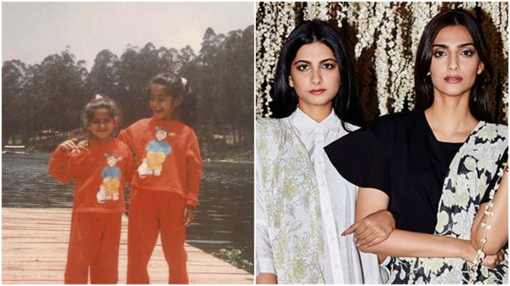 Throwback Thursday: Sonam Kapoor's adorable childhood picture with sister Rhea Kapoor will make your