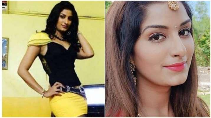 Bhojpuri sensation Poonam Dubey remembers her struggling