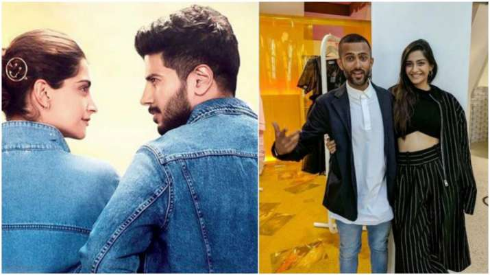 When Dulquer Salmaan and husband Anand Ahuja removed Sonam