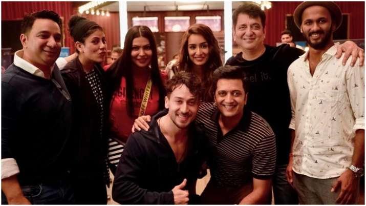 Baaghi 3: Tiger Shroff, Shraddha Kapoor begin shooting for