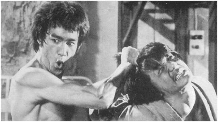 Jackie Chan once pretended to be in pain in front of Bruce