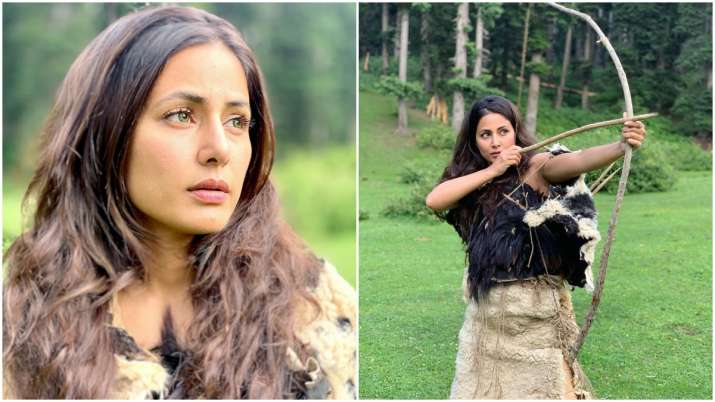 Hina Khan to star in Indo-Hollywood film, check out her