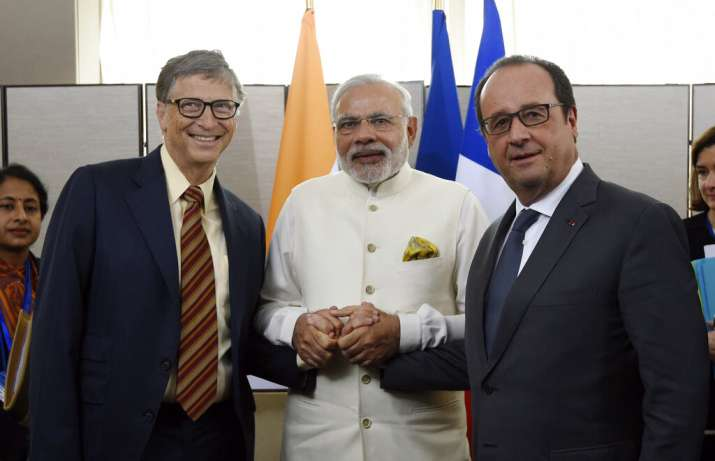 In this Sept. 28, 2015, file photo, from left, Microsoft