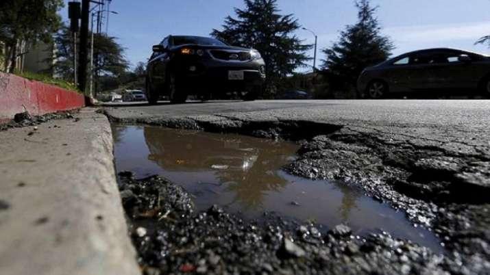 New traffic rules: Fix potholes first, says Goa Congress