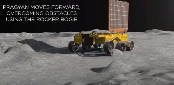 ISRO releases NEW Video: Watch what Chandrayaan-2 rover