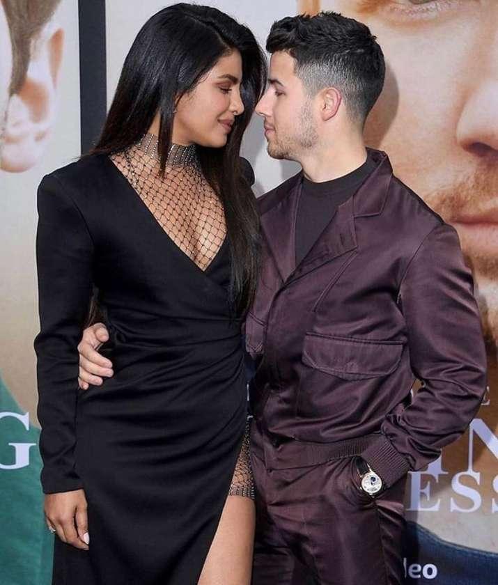 India Tv - Priyanka Chopra and Nick Jonas pics