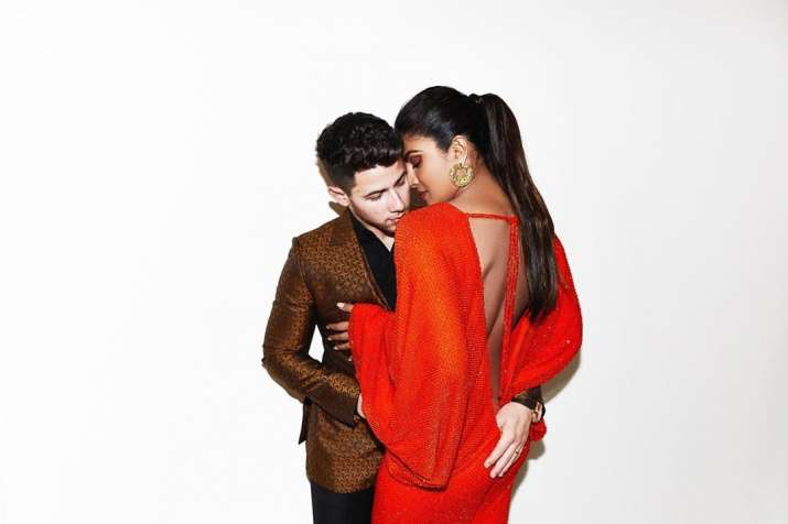 India Tv - Priyanka Chopra and Nick Jonas love story