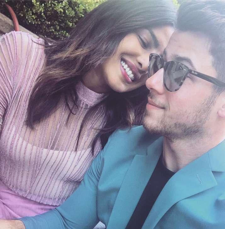 India Tv - Priyanka Chopra and Nick Jonas pictures