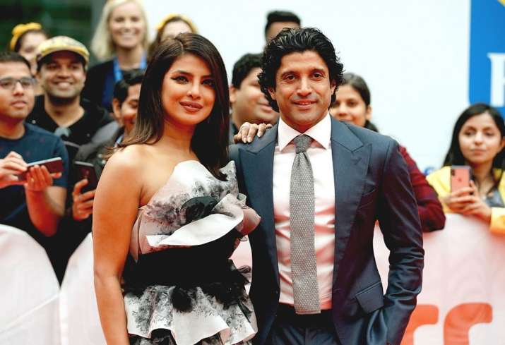 India Tv - Priyanka Chopra and Farhan Akhtar