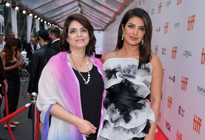 India Tv - The Sky Is Pink premiere at TIFF