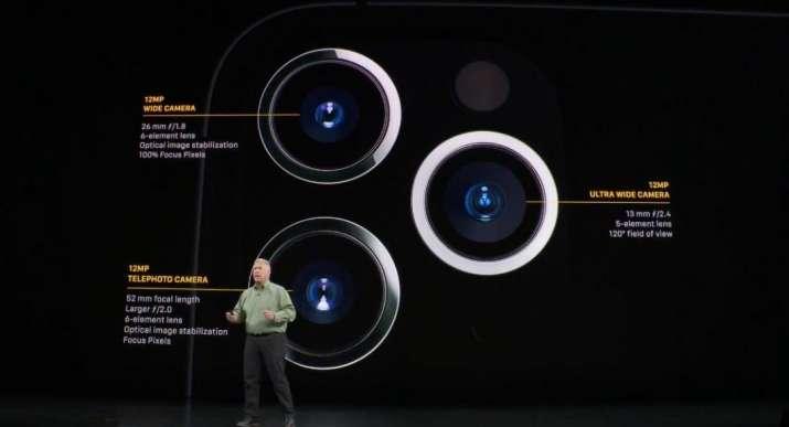 India Tv - iPhone Pro, iPhone Pro Max Camera