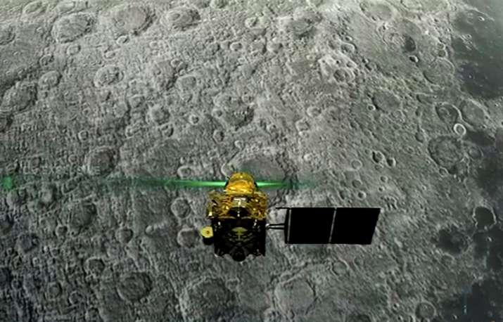 Chandrayaan 2's Orbiter payload detects charged particles